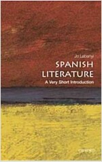 Spanish Literature: A Very Short Introduction (Paperback)