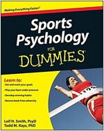 Sports Psychology for Dummies (Paperback)