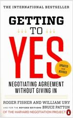 [중고] Getting to Yes: Negotiating Agreement Without Giving in (Paperback, 3, Revised)