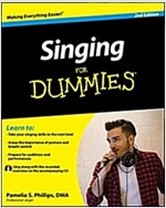 Singing For Dummies (Paperback, 2nd Edition)