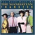 [중고] The Very Best Of The Manhattan Transfer
