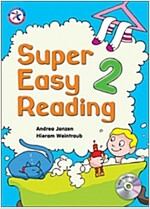 Super Easy Reading 2 : Student's Book + Audio CD