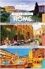 Lonely Planet Make My Day Rome (Travel Guide) (Paperback)