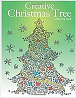 Creative Christmas Tree Colouring Book: A collection of classic & contemporary Christmas trees to colour (Paperback)