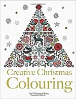 Creative Christmas Colouring (Paperback)