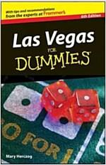 Las Vegas For Dummies (Paperback, 6 Rev ed)