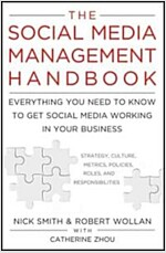 The Social Media Management Handbook : Everything You Need to Know to Get Social Media Working in Your Business (Hardcover)