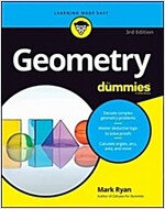 Geometry for Dummies (Paperback, 3)