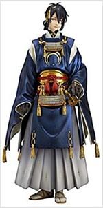 刀劍亂舞-ONLINE- 三日月宗近 1/8スケ-ル ABS&PVC製 塗裝濟み完成品フィギュア (おもちゃ&ホビ-)