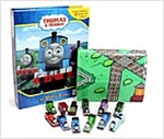 Thomas and Friends #2 My Busy Book (미니피규어 12개 포함) (Hardcover)