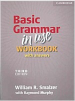 Basic Grammar in Use Workbook with Answers (Paperback, 3 Revised edition)