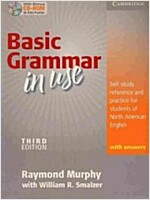 Basic Grammar in Use Student's Book with Answers and CD-ROM : Self-study reference and practice for students of North American English (Package, 3 Revised edition)