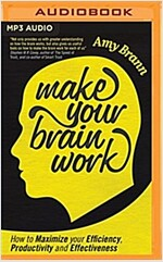 Make Your Brain Work: How to Maximize Your Efficiency, Productivity, and Effectiveness (MP3 CD)