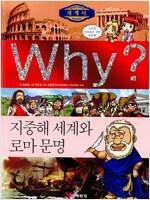 [중고] Why? 세계사 지중해 세계와 로마 문명