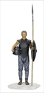 Game of Thrones: Grey Worm Figure (Other)