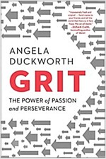 Grit: The Power of Passion & Perseverance (Paperback)