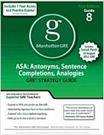 Asa: Antonyms, Sentence Completions, Analogies Gre Preparation Guide (Paperback, 1st)