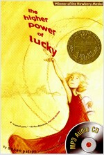 The Higher Power of Lucky (Paperback + Audio CD 1장)