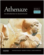 Athenaze, Book I: An Introduction to Ancient Greek (Paperback, 3, Revised)
