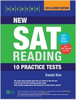 Hackers New SAT Reading : 10 Practice Tests