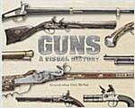 [중고] Guns a Visual History (Hardcover)