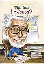[중고] Who Was Dr. Seuss? (Paperback)