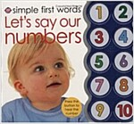 Smart Baby Let's Count (Board Book)