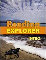 [중고] Reading Explorer Intro (Paperback + CD-Rom 1장)