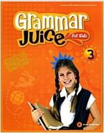 Grammar Juice for Kids 3 (Student Book 1권 + CD 1장)