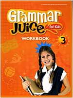 Grammar Juice for Kids 3 (Workbook)