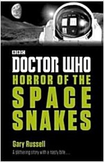 Doctor Who: Horror of the Space Snakes (Paperback)