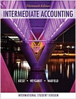 Intermediate Accounting (Paperback, 13 I.S.ed)