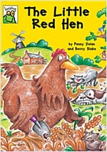 Istorybook 3 Level C: The Little Red Hen (Leapfrog Fairy Tales)