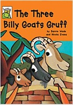 Istorybook 3 Level C: The Three Billy Goats Gruff (Leapfrog Fairy Tales)