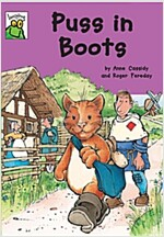 Istorybook 3 Level C: Puss in Boots(Leapfrog Fairy Tales)
