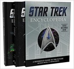 The Star Trek Encyclopedia: A Reference Guide to the Future (Hardcover, Revised, Expand)