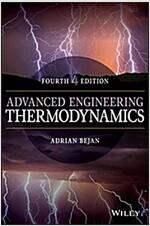 Advanced Engineering Thermodynamics (Hardcover, 4)
