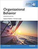 Organizational Behavior (Paperback, 17th Global Ed)