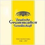 [수입] DG 모노 녹음 1948-1957 [오리지널 커버 51CD]