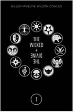 The Wicked + the Divine: Year One (Hardcover, Deluxe)