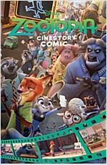 Disney Zootopia Cinestory Comic (Paperback)