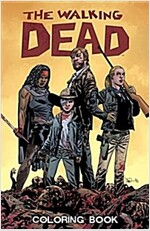 The Walking Dead Coloring Book (Paperback, CLR, CSM)