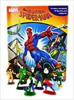 My Busy Books : Amazing Spider-Man (미니피규어 12개 포함)