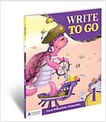 [중고] Write to Go 1 : Student Book (Paperback)