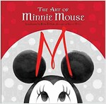 The Art of Minnie Mouse (Hardcover, Deluxe)