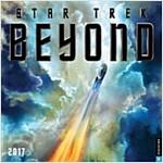 Star Trek Beyond Wall Calendar (Wall, 2017)