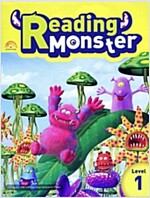 Reading Monster 1 : Student Book (Paperback + Audio CD 1장)