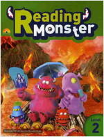 Reading Monster 2 : Student Book (Paperback + Audio CD 1장)