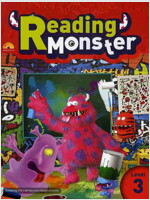 Reading Monster 3 : Student Book (Paperback + Audio CD 1장)