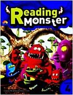Reading Monster 4 : Student Book (Paperback + Audio CD 1장)